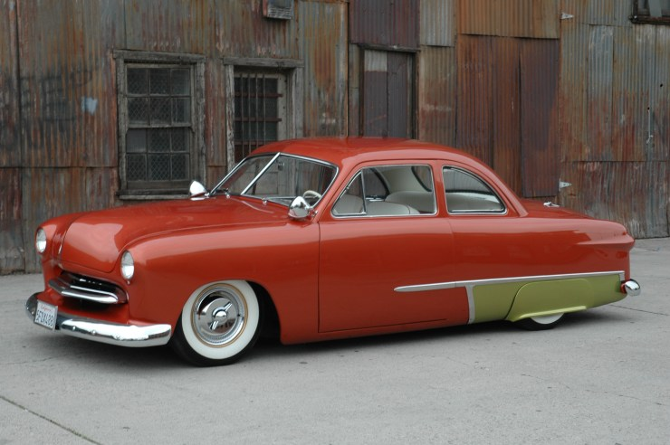 Lee Pratt's '49 Ford shoebox