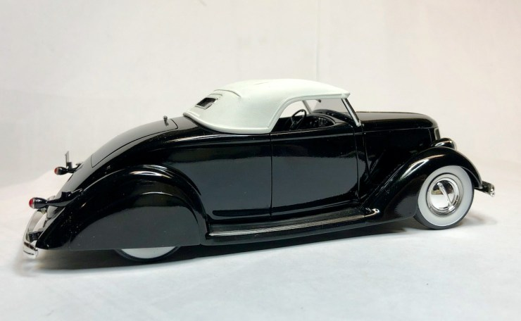 Bryce Michelmore model of 1936 roadster