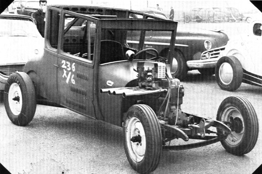 Dave Williams' Cragar T coupe