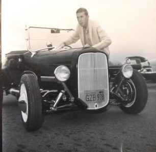 "Bruce ""Doc"" Glen '29 roadster"