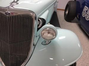 George Montgomery's '34 coupe