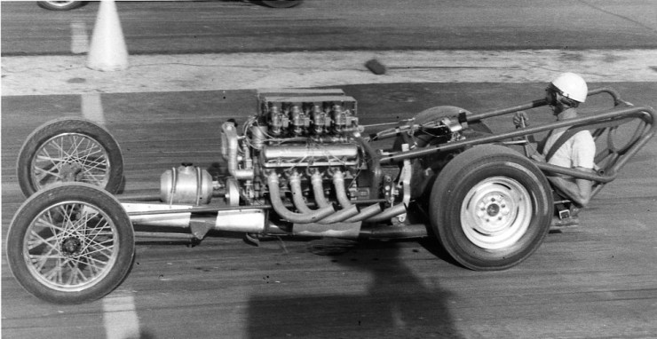 Early dragster
