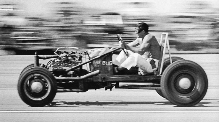 "Dick Kraft's ""Bug"" Dragster"