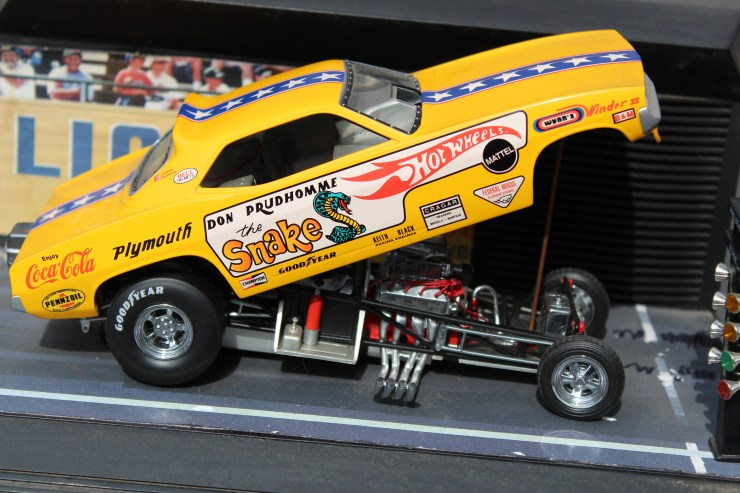 Larry Wood's hot rod Hot Wheels