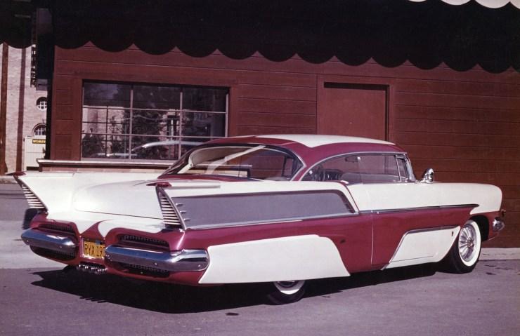 Dan Retcher's El Capitola '57 Chevy