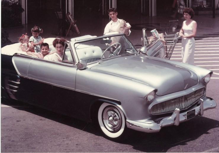 Sam Barris' '52 Ford