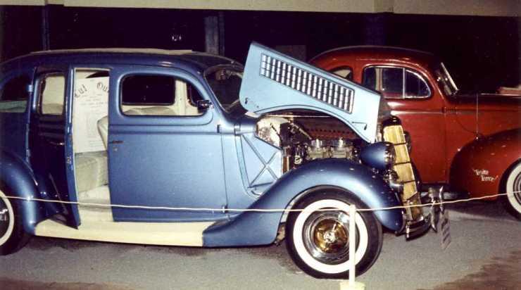 '35 Fordor