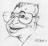 Charlie Smith artwork of Norm Grabowski