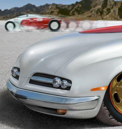 Charlie Smith artwork for So-Cal speedshop