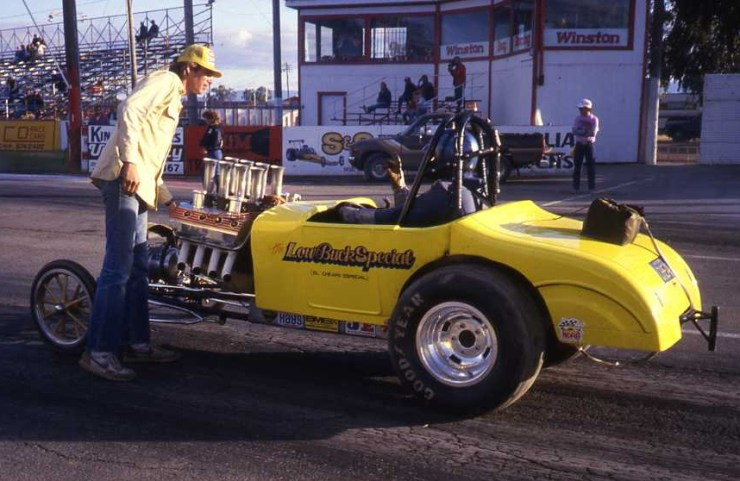 Pat Ganahl's Low-Buck Special