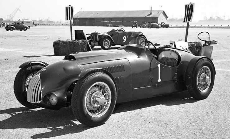 Terminal Island Road Races Jan. '54