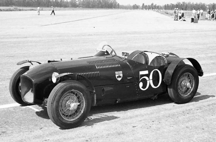 Ken Miles Chino Road Races Nov. 1953