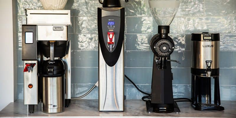path coffee lab - batch brewing equipment