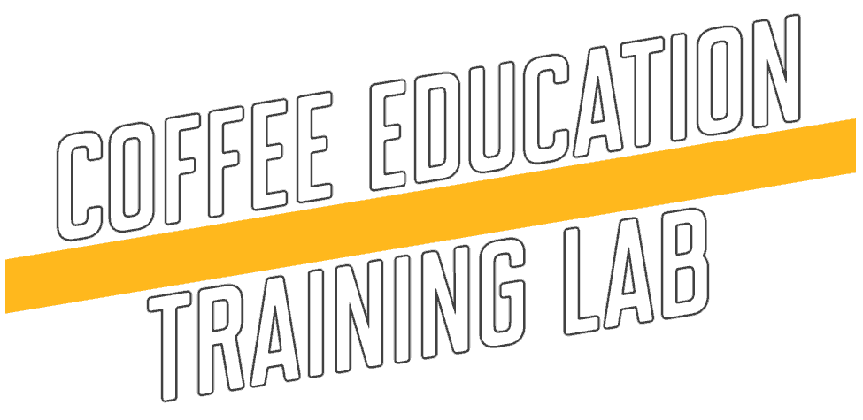 Coffee Education White