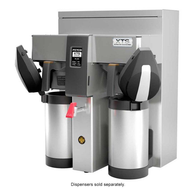 Fetco 2132 Dual Xts Batch Brewer