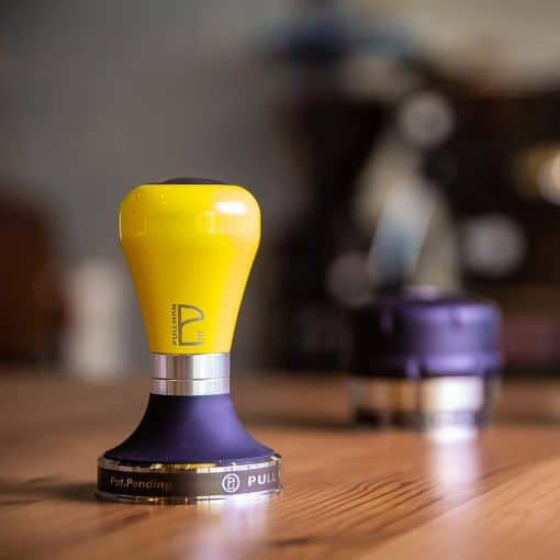 pullman systems big step tamp yellow