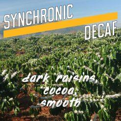 synchronic decaf
