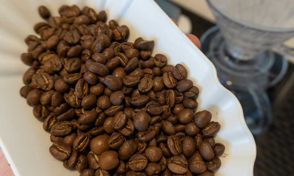 Whole Bean Coffee For Coffee Brewing