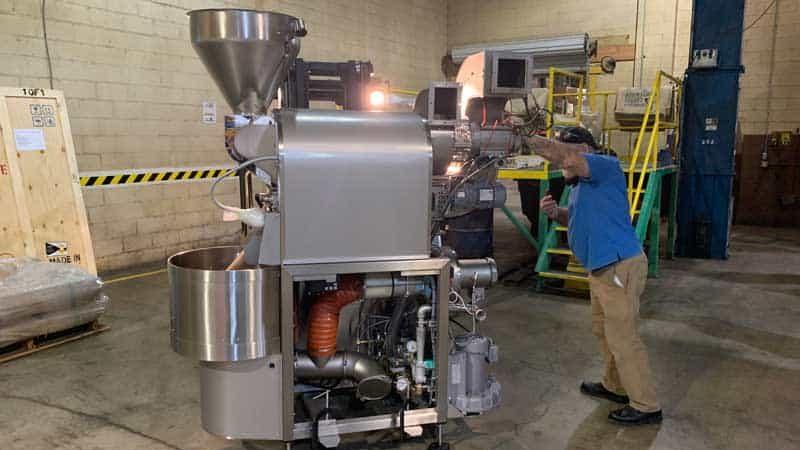 Loring S15 Falcon Coffee Roaster