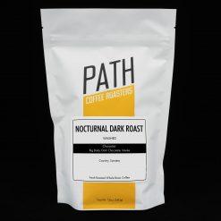nocturnal dark roast sumatra coffee