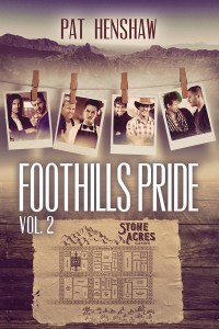 Book Cover: Foothills Pride Stories, Vol. 2