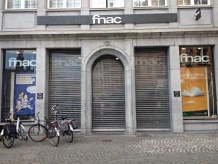 Fnac Closed