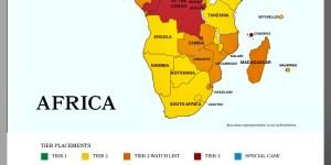 Nigeria Downgraded to Tier 2 Watchlist on 2017 TIP Report