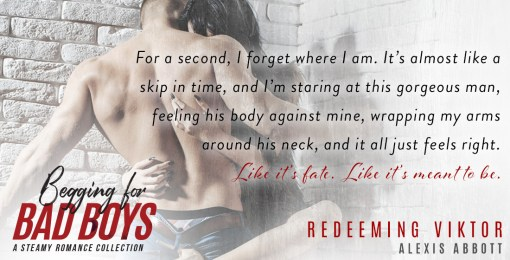 Redeeming Viktor – Alexis Abbott