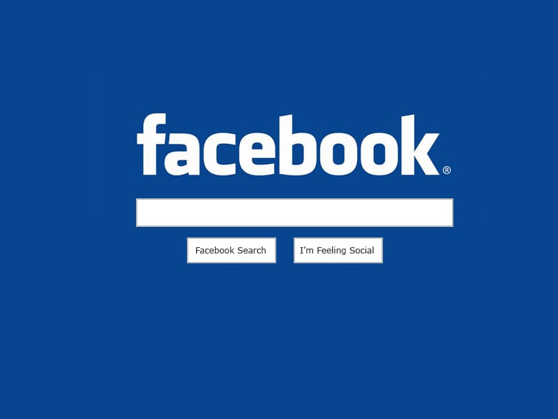 Facebook Search Engine? Can They Pull It Off?