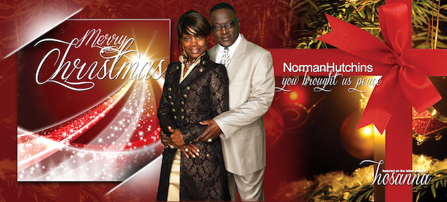 Norman Hutchins Releases New Christmas Song You Brought