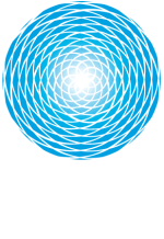 Azul logo All White con CM