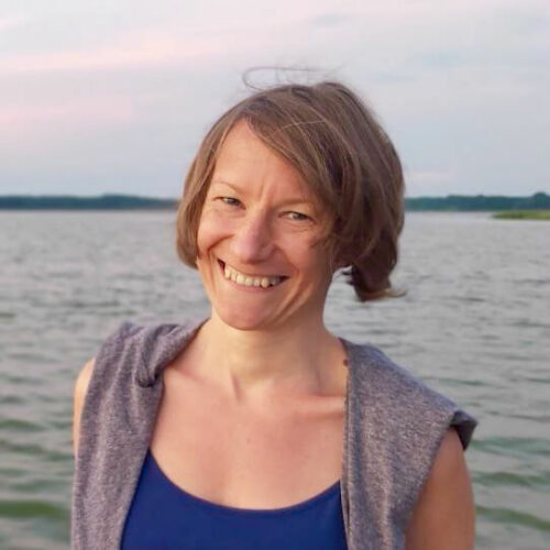 Marta Bockowska Azul conscious dance Teacher
