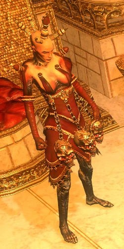 Lady Dialla  Official Path of Exile Wiki