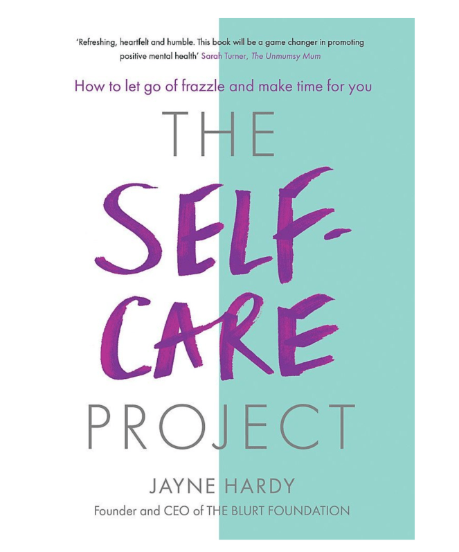 The Self Care Project by Jayne Hardy