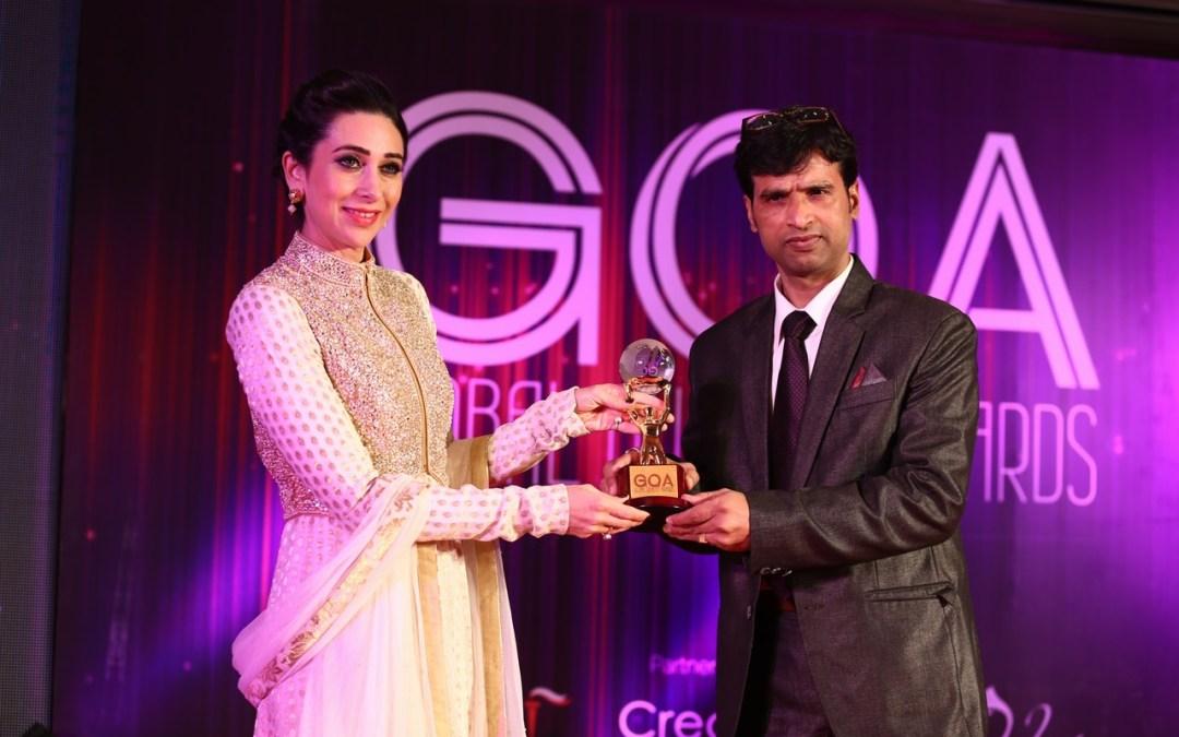 Winner of GQA Global Quality Awards 2015