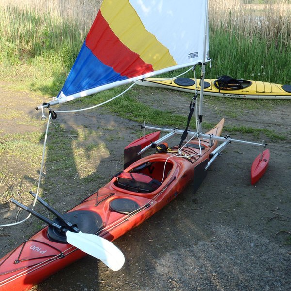 Kayak Stabilizer Kits