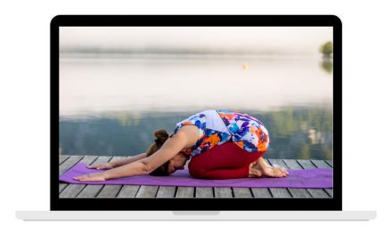 Relax your Back with Yoga