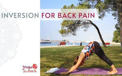 Relieve Back Pain with Inversion Poses