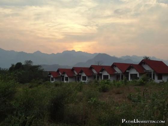 kanchanaburi-sunset