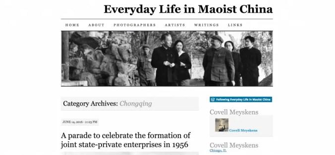 chongqing-blog-everyday-life-in-maoist-china