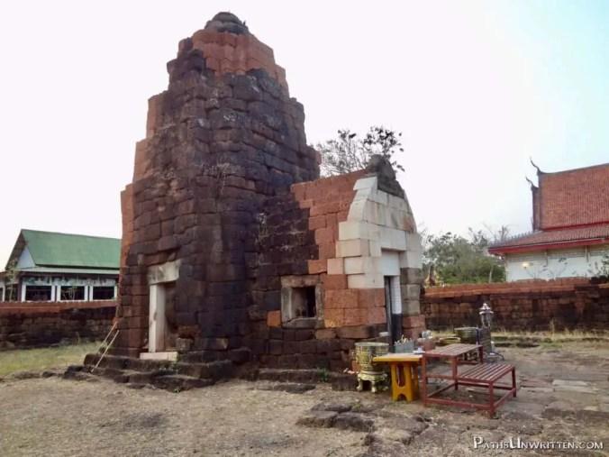The center prang of Prang Ku.