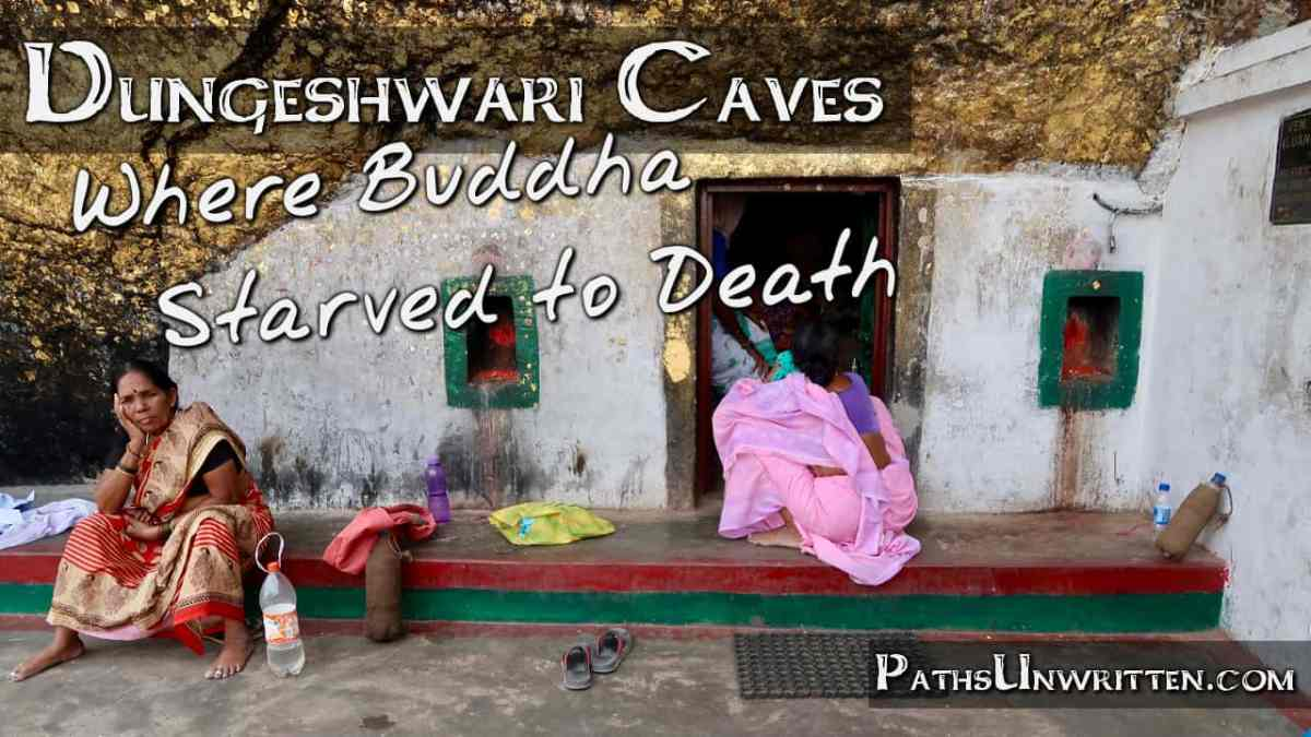 Dungeshwari Cave Temple: Where Buddha Starved Himself to Death