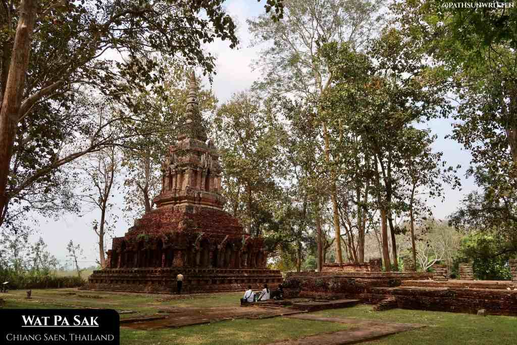 """Often called """"Thailand's First City"""", Chiang Saen remains the best example of ancient Thai culture."""