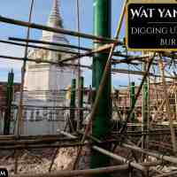 Wat Yang Guang: Digging Up Chiang Mai's Buried Past
