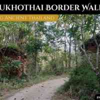 The Lanna-Sukhothai Border Wall: Ruins Dividing Ancient Thailand