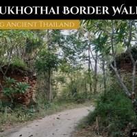 The Lanna-Sukhothai Border Wall: Ruins Dividing Ancient Thailand