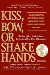 Kiss, Bow, or Shake Hands