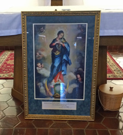 Immaculate Conception Icon