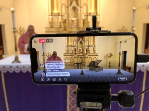 Live Streaming Sunday Mass