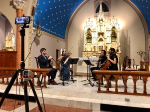 Oboe String Quartet